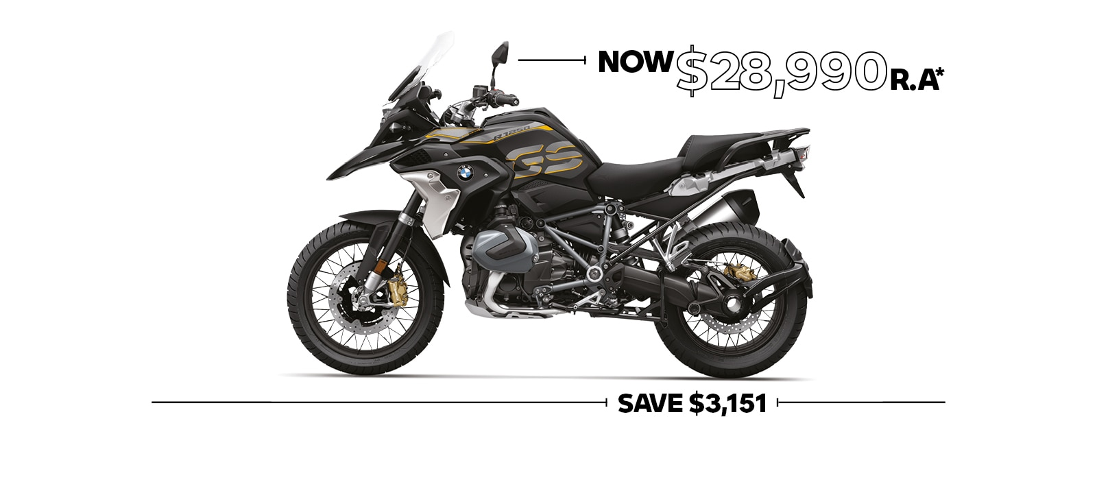R 1250 GS Exclusive